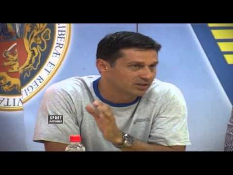 2208 WSLM OK Spartak (S) Aleksandar Petrovic novi trener