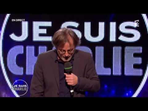 Christophe Alévêque - Sketch en hommage aux victimes #JeSuisCharlie