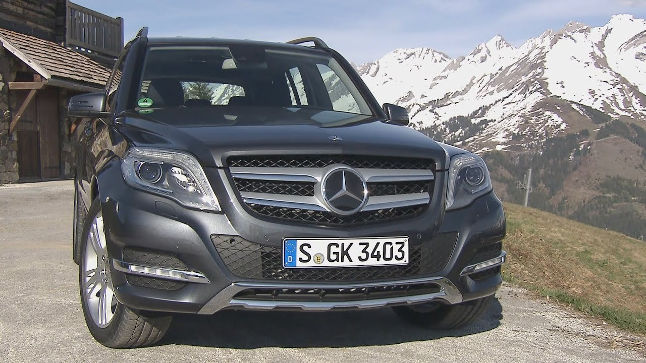 mercedes glk 220 cdi 4matic 2012 doovi. Black Bedroom Furniture Sets. Home Design Ideas