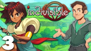 Indivisible - #3 - Axe-filtrating the Sky Fortress