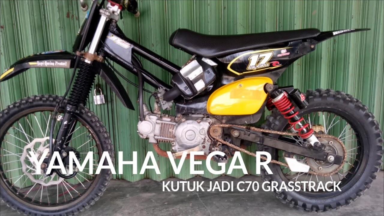 Gambar Modifikasi Motor Vega R Jadi Trail Untuk Inspirasi Modif