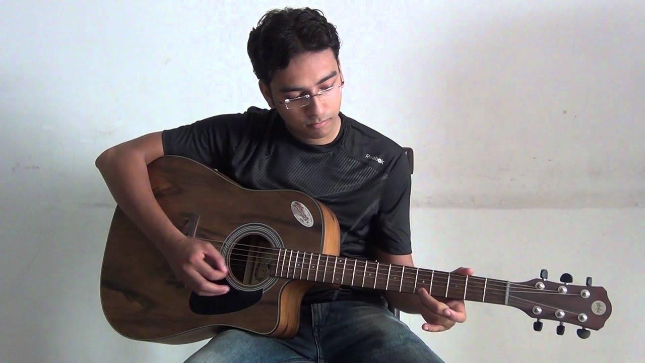 Oh Oh Jaane Jaana Guitaravi Youtube