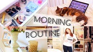 MORNING ROUTINE! Cat Harmon
