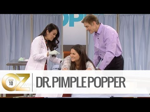 Dr. Pimple Popper Removes A Skin Tag Live