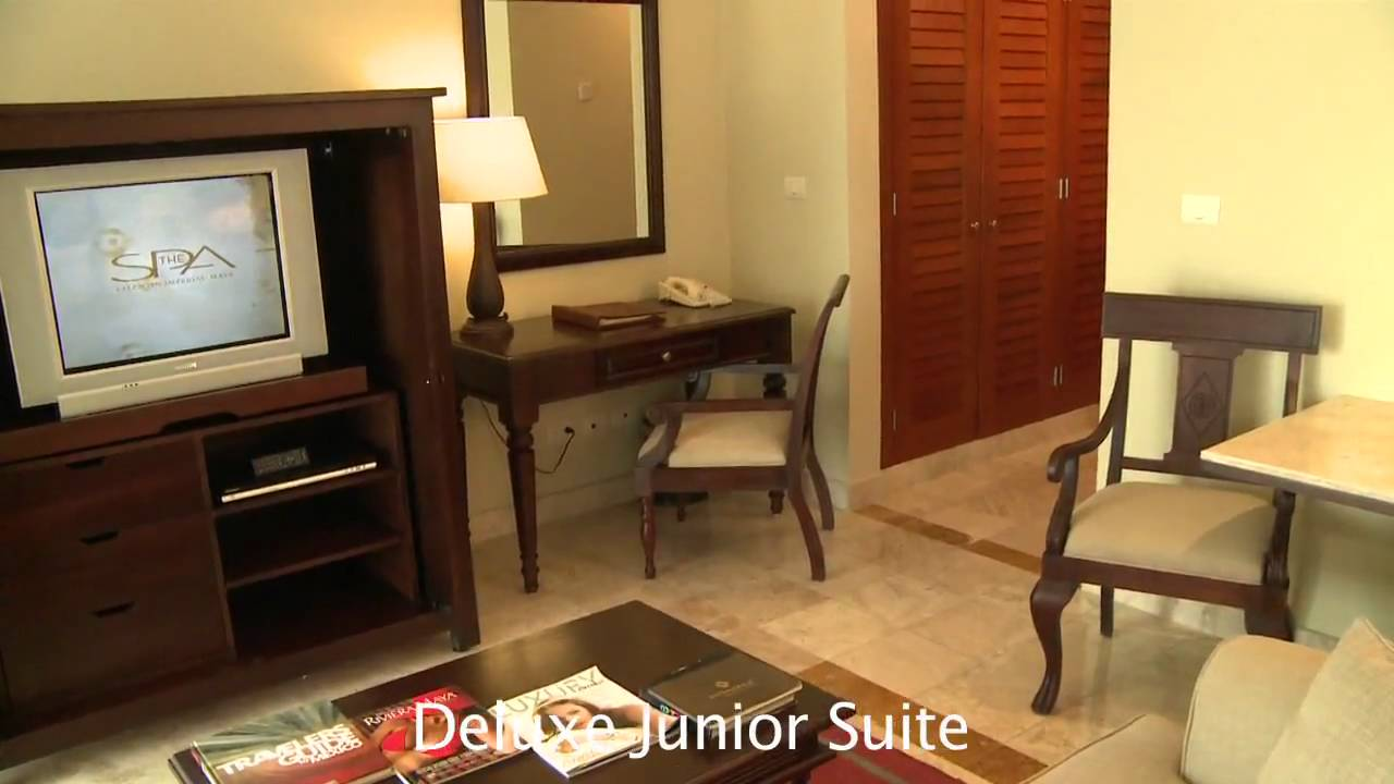 Valentin Imperial Maya Deluxe Junior Suite Room Preview