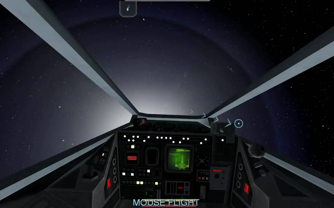 Freeworlds Tow X Wing Cockpit Glowmapping Example Youtube