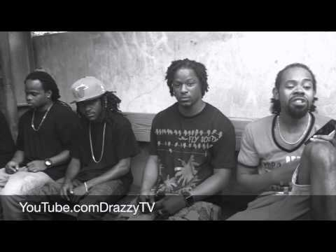 Gyptian - Serious Times (Drastic) Cover
