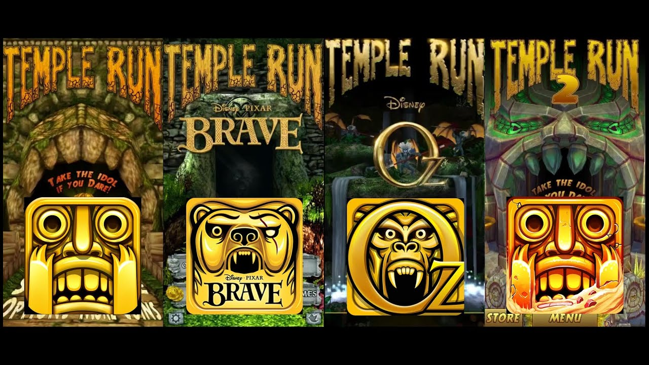 Temple Run Spiele 2