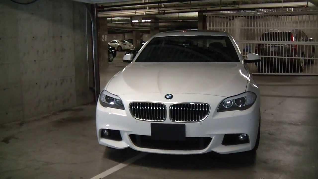 2013 BMW 528i MSport Walk Around  Blackboxmycarcom  YouTube