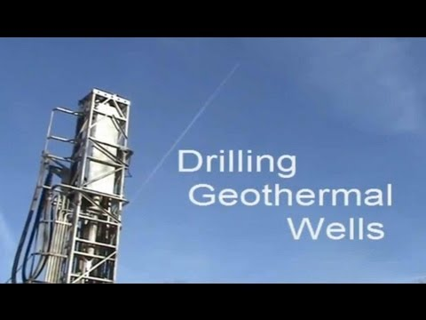 Drilling Geothermal Wells for a Residential Geothermal Heat Pump