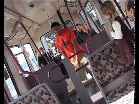 Elbcoast TV Hamburg Ghetto Jazz Train...Das ist nicht DSDS, RTL, SAT.1, PRO 7 Supertalent schiiit...