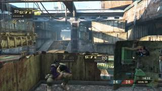 Uncharted 3 Multiplayer Gameplay #1