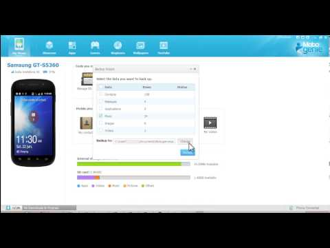 How To Connect Android Phones With Mobogenie: Debugging Android 3.0-4 ...