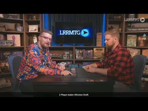 LRRMtG — Winston Draft