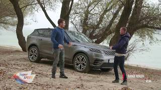 Test: Range Rover Velar First Edition SD6 diesel 2018