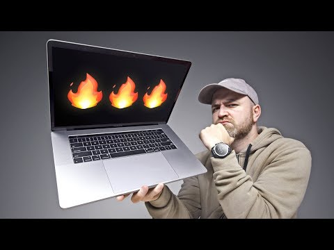 Is The 2018 MacBook Pro Hot Garbage?