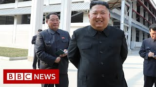 Kim jong-un has appeared in public for the first time 20 days, north korean state media says.kcna news agency reports that leader cut the...
