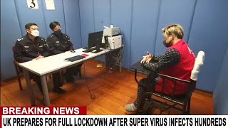 BREAKING: WUHAN SUPER VIRUS HITS LONDON - MAJOR OUTBREAK EXPECTED AFTER NEW SUPER SPREADER CASE