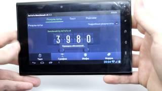 Prology IMAP 7000tab видео обзор планшет GPS навигатор Android DVR(Обзор мультиустройства в котором GPS навигатор сочетается с простеньким планшетом на базе Android 4, с возможнос..., 2013-02-07T17:13:21.000Z)