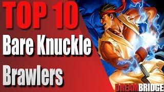 Top 10 Bare Knuckle Brawlers (List)