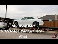 Taking Delivery of my 2017 Dodge Charger Scat Pack! 392 Hemi goodness!