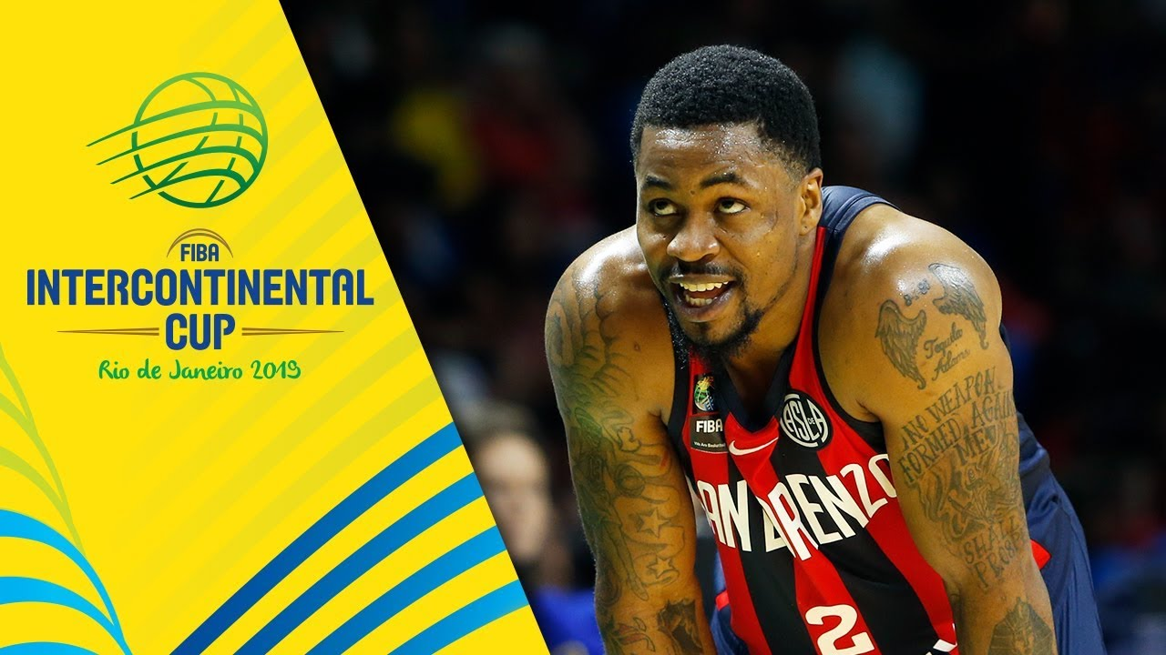 Dar Tucker (20PTS 5REB) led San Lorenzo to the third place title over the Austin Spurs