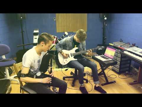 Guitar & Bagpipe Jam