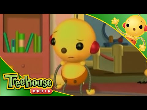 Rolie Polie Olie - Scavenger Hunt / What's Up Jack? / Grown Ups and Kids - Ep.13