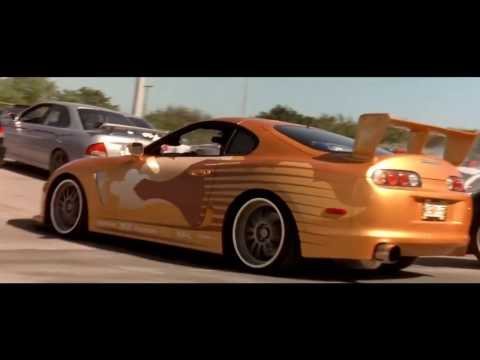Fast Furious 2 Car Chase