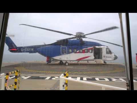 Knarr 1st Helicopter