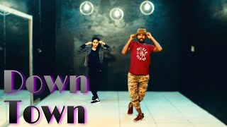 Downtown /guru randhawa / song video dance choreography