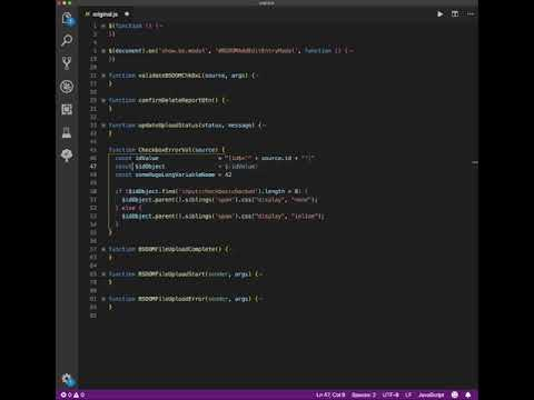 Let's Refactor Some jQuery Code!