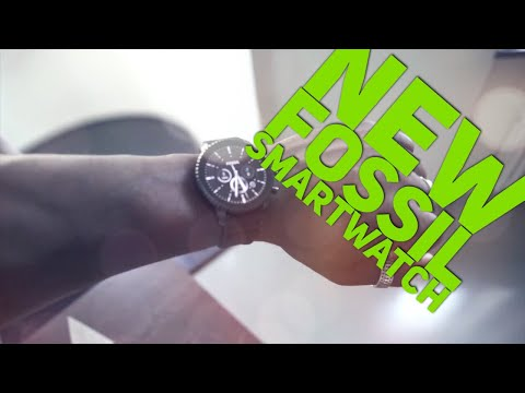 Fossil Q Gen 4 Explorist Smartwatch First Impressions