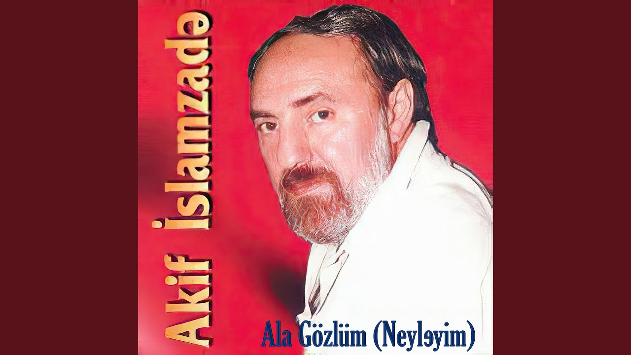 Akif İslamzadə - Neyləyim (sözləri\\lyrics)