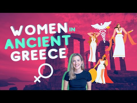 FEMALE Greek warriors - we bet you didn't know!