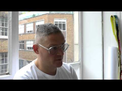 London Fashion Week SS12: Exclusive Interview With Giles Deacon