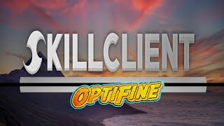 Minecraft - SkillClient 1.10.x  (with OptiFine) Minecraft Hacked Client - WiZARD HAX