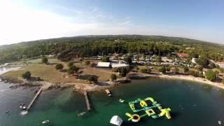 Camping AC Polari (Rovinj) - Drone Aerial