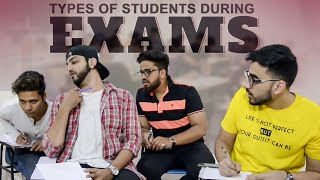 Types of Students During Exams 2 | Comedy | The Baigan Vines