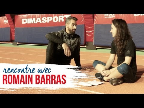 FAQ | Rencontre avec ROMAIN BARRAS