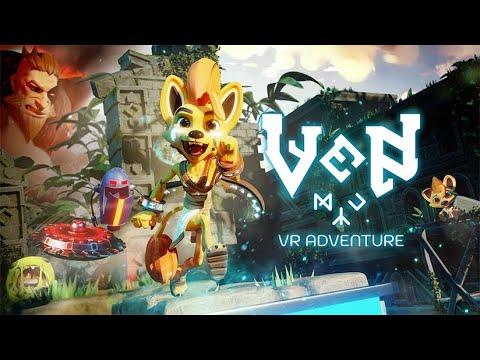 """Ven VR Adventure - Bande Annonce """"Date de sortie Oculus Rift"""""""
