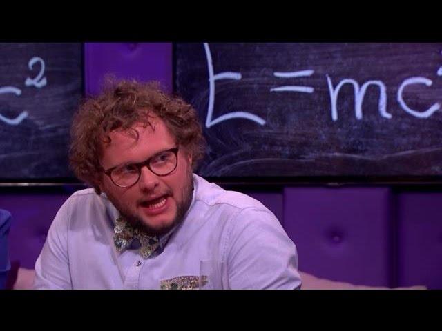 Waarom Einstein de grootste wetenschapper allertijden is - RTL LATE NIGHT