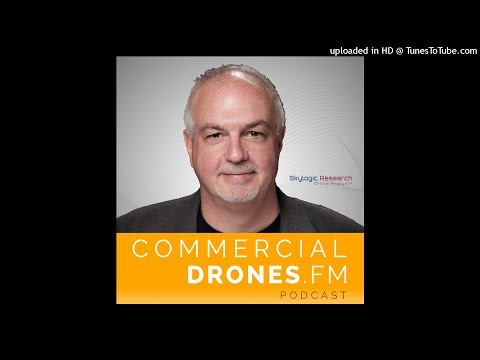 #060 - 2017 Drone Market Trends And Analysis with Colin Snow