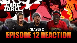 JOKER IS RAW!!!!! | Fire Force S2 Ep 12 Reaction