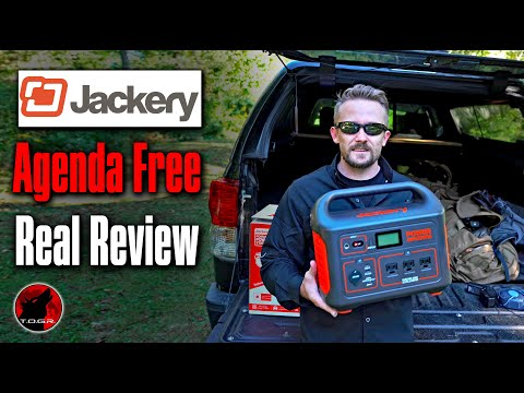Jackery Explorer 1000 Power Station - Real Overland Review