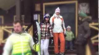 видео Горнолыжный курорт Горнолыжный клуб Гая Северина (Чулково) - информация, фото, схема трасс, веб-камеры, отзывы о горнолыжке