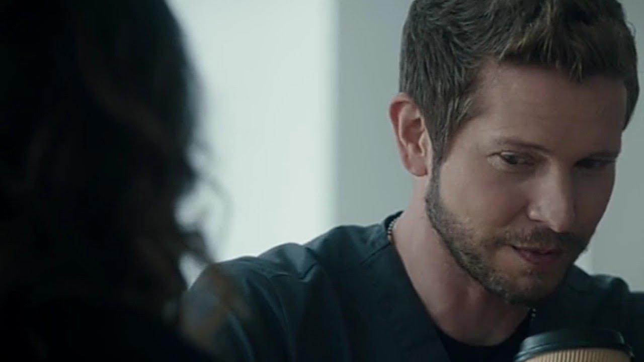 Download Conrad and Billie scene - The Resident season 4 episode 6