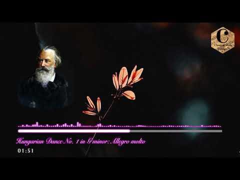 Johannes Brahms - Hungarian Dance No. 1 In G Minor
