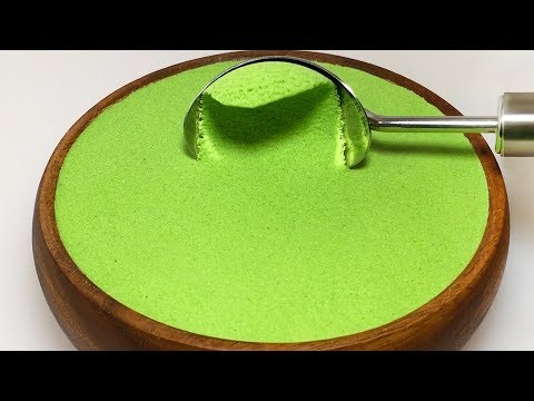 Very Satisfying Video Compilation 66 Kinetic Sand Cutting ASMR