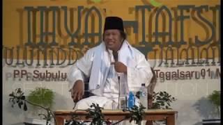 KH Ahmad Muwafiq ~ Pengajian Akbar